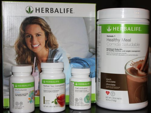 (HERBALIFE ~ QuickStart Program ~ Dutch Chocolate)