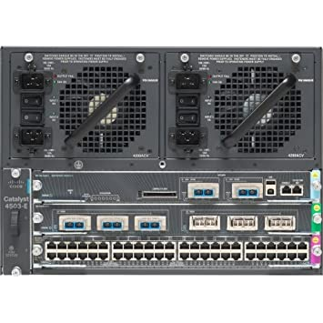 "Cisco Catalyst 4503-E - Switch - Rack-Mountable - Poe ""Product"