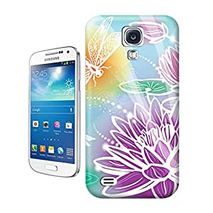 Diy Lotus Samsung Galaxy S4 Case/Cover/Shell With High Quality Tpu