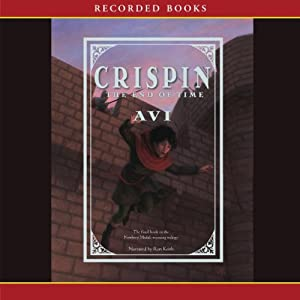 Crispin: The End of Time Audiobook