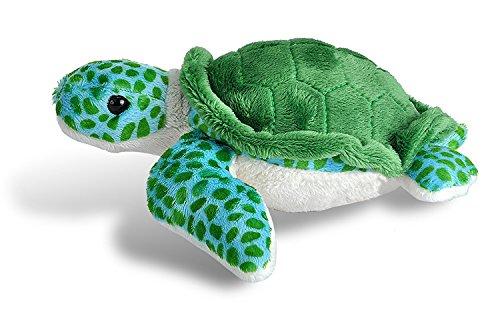 "51wbai%2BIT9L - Wild Republic Plush Toy, 8"", Sea Turtle"