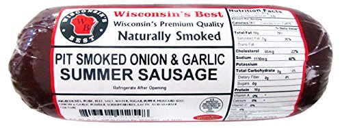 WISCONSINS BEST Sausage Natural package product image