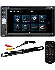 "Boss Elite BV765BLC 2-DIN DVD Bluetooth 6.5"" Touchscreen Receiver w/RV Camera"