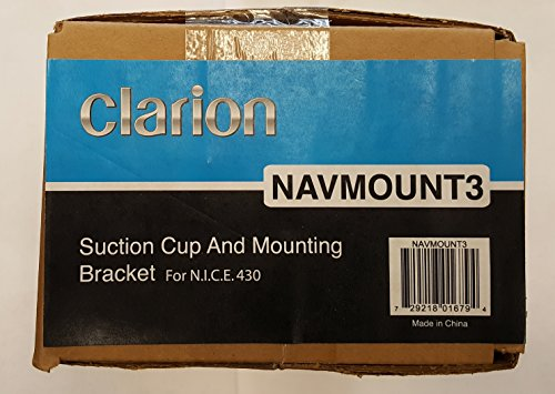 NAVMOUNT3 for mounting Clarion NICE430