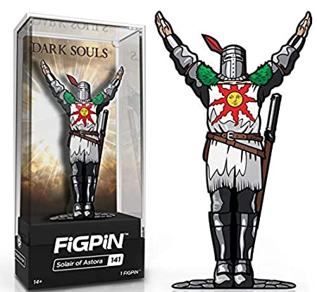 FiGPiN Dark Souls: Solaire of Astora - Not Machine Specific