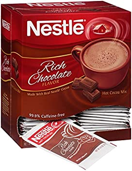 50-Count Nestle Hot Cocoa Mix Rich Chocolate 0.71 Ounce Packets