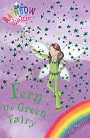 Rainbow Magic: The Rainbow Fairies: 4: Fern the Green Fairy by Meadows, Daisy (2003) Paperback
