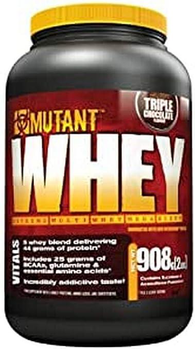Mutant Mutant Whey Vanilla Ice Cream - 900 gr