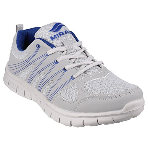 Mirak Milos Lace Mens Sports Shoe / Mens Trainers Blkora evXMw8