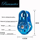 Geelife 20KN Micro Climbing Pulley General Purpose