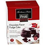 Protidiet High Protein Chocolate Flavor Fudge Cake 7 Pouches