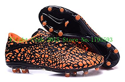 3ad6d6a07 Image Unavailable. Image not available for. Color  New Arrival 2015 High  Quality Neymar Hypervenoms Phelon ...