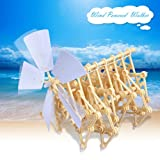 Wind Powered Walking Walker Mini Strandbeest DIY Assembly Model Kits