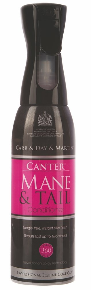 Canter Mane and Tail Conditioner 360 Spray