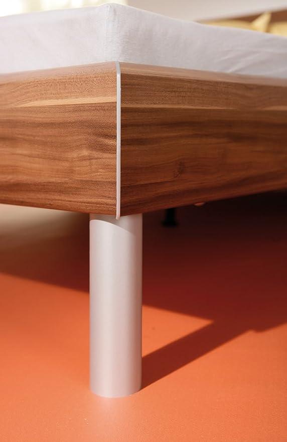 Link 55300140 Bett Verena MDF Walnuss Dekor 140 cm: Amazon.de: Küche ...