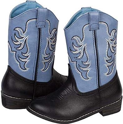 Wild Bear Boots Kids Cowboy Boots Girl