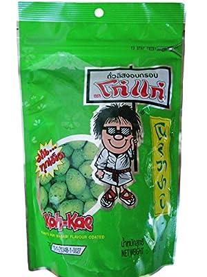 Koh Kae Peanuts Nori Wasabi Flavour Coated,180g / 6.3oz