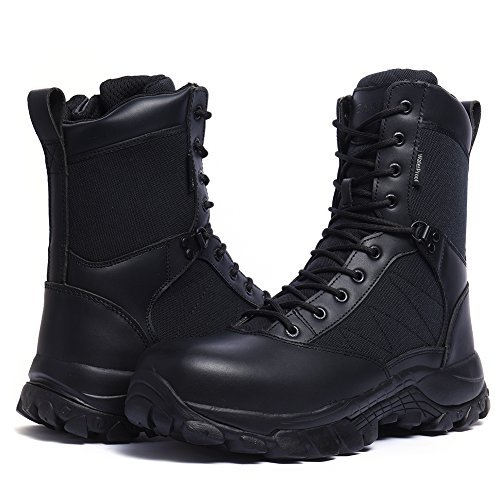 VIZARD Elite Water-Proof Military Tactical Rescue Boots