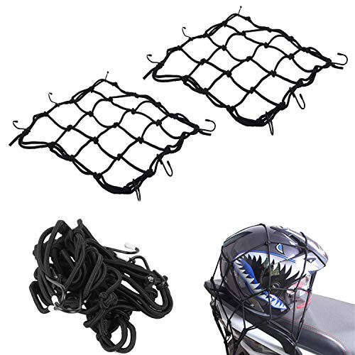 Motorcycle Bungee Net - 7