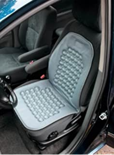 Magnetic Car Seat Cushion Acu Massage Back Pillow Chair Relief
