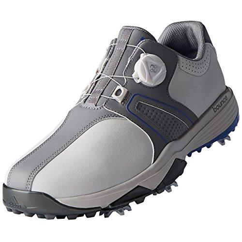 adidas Mens 360 Traxion Boa Golf Shoe