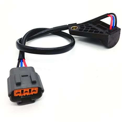 Amazon.com: Crankshaft Position Sensor ZL0118221A J5T27072 ...