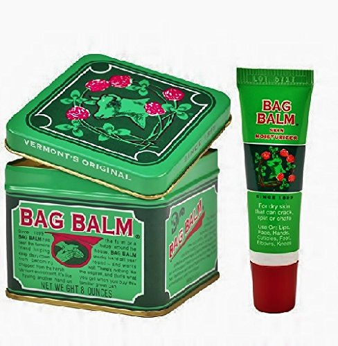 Price comparison product image Bag Balm Bundle (8 ounces and On-The-go Tube)
