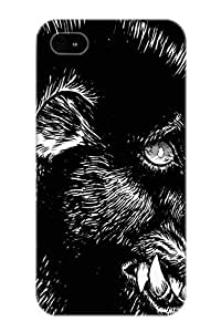 Iphone 4/4s Scratch-proof Protection Case Cover For Iphone/ Hot Anime Berserk Phone Case