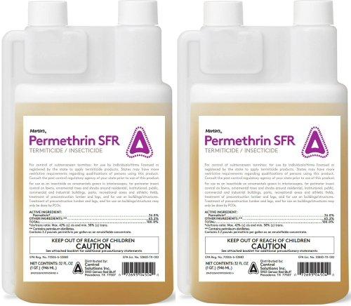 Control Solutions CSI Permethrin SFR Termiticide/Insecticide