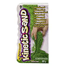 Kinetic Sand 2 LB Pack Neon Green