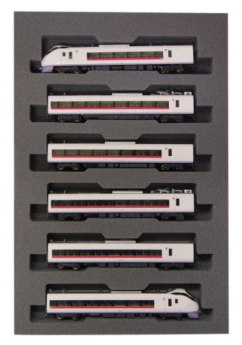 KATO Nゲージ E657系 スーパーひたち 基本 6両セット 10-1110 鉄道模型 電車