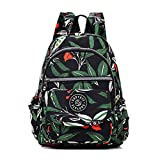 College School Backpack for Women Men, JOYFEEL Casual Water Resistant Durable Rucksack Travel Computer Laptop Daypack Green