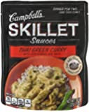 Campbell's, Skillet Sauces, Thai Curry Chicken, 9oz Pouch (Pack of 3)