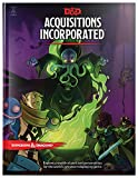 Book cover from Dungeons & Dragons Acquisitions Incorporated HC (D&D Campaign Accessory Hardcover Book) by Wizards RPG Team