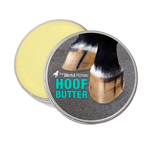 - The Blissful Horses Hoof Butter All Natural Support for Your Horse's Hooves