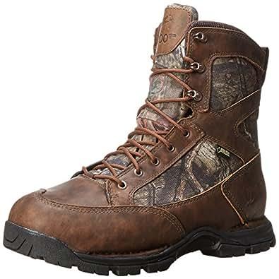 Danner Men's Pronghorn 8 Inch GTX 800G Hunting Boot,Mossy Oak Break Up Infinity/Brown,8 EE US