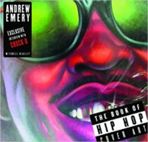 Book The Book of Hip Hop Cover Art by Andrew Emery (2004-03-27)