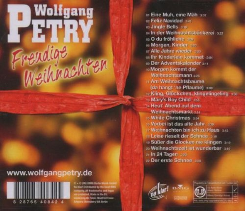 wolfgang petry weihnachtslieder
