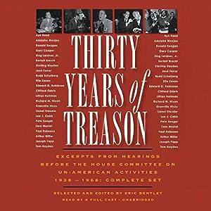 Thirty Years of Treason Audiobook