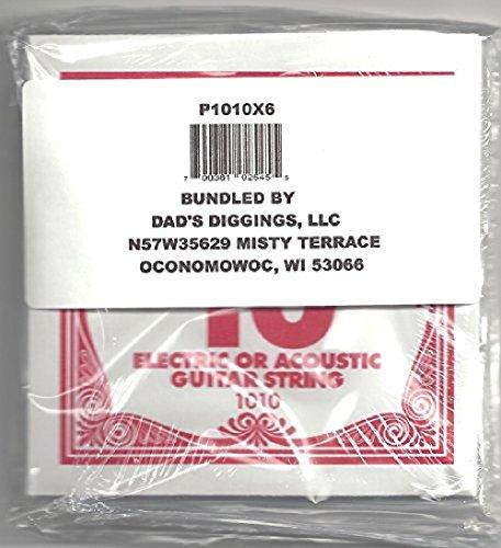 CUSTOM 1010 P01010 010 strings product image