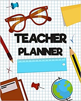 image about Teacher Plan Books identified as Lesson Planner for Lecturers 2019-2020: Weekly and Month-to-month