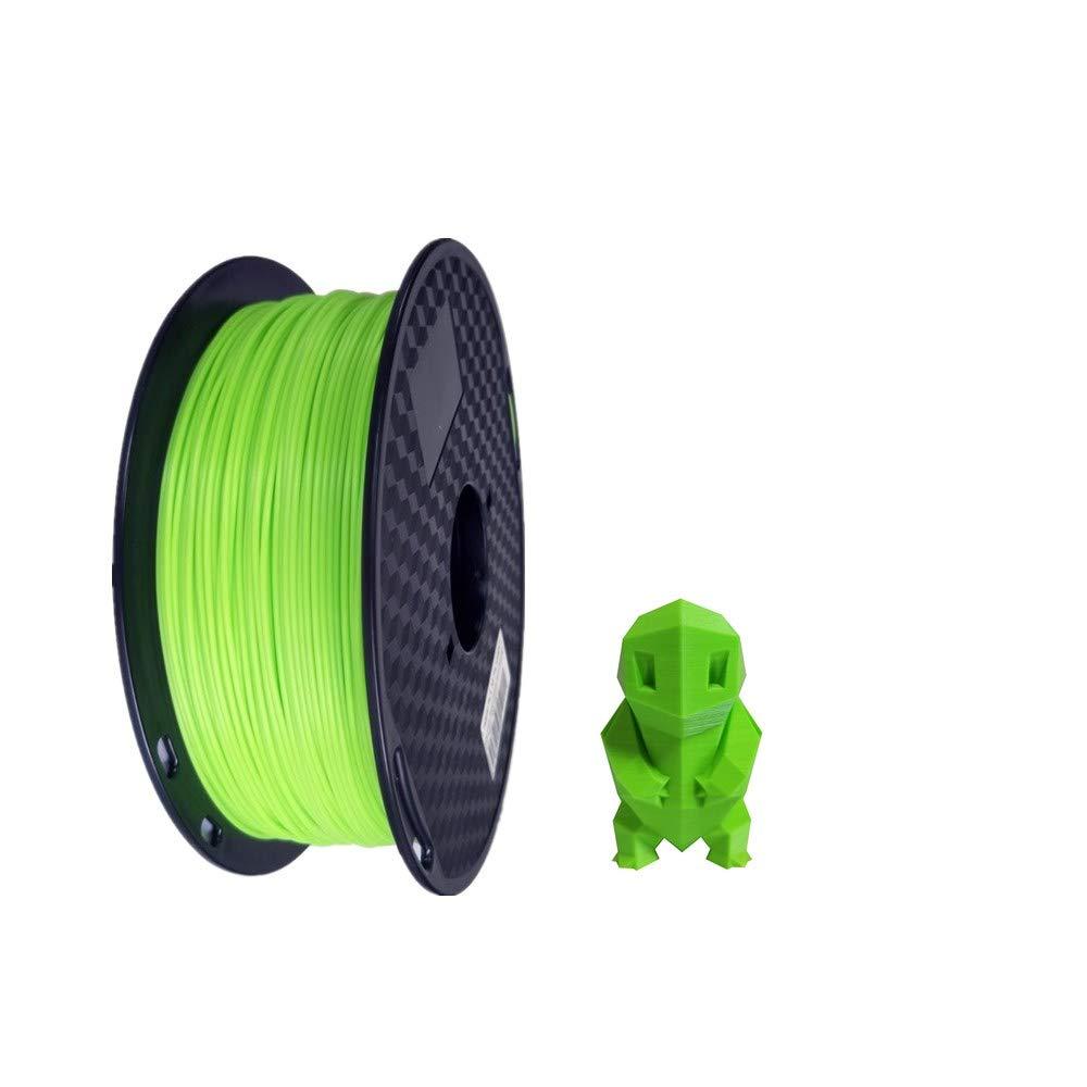 Filamento para impresora 3D, 1,75 mm, filamento PLA de 1 kg (2,2 ...