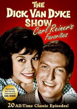 Amazon.com: Dick Van Dyke Show: Carl Reiner's Favorites (3pc) [DVD ...