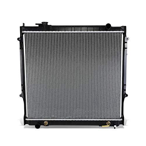 DNA Motoring OEM-RA-1755 1755 Aluminum Radiator [for 95-04 Tacoma at]