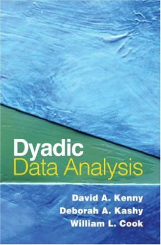 Download Dyadic Data Analysis (Methodology In The Social Sciences) Pdf