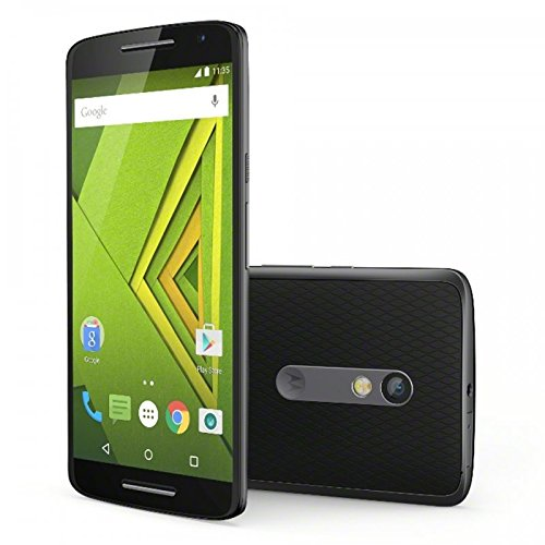 Motorola MOTO X PLAY XT1563 16GB Factory Unlocked 4G LTE (Black)