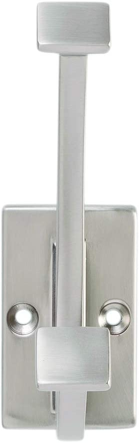 Hickory Hardware S077192-SS Skylight Collection Hook 4-7//8 Inch Long Stainless Steel
