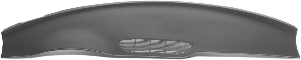 DNA MOTORING ZTL-Y-0079 Front Upper Dash Board Dashboard Panel Cover Cap Overlay