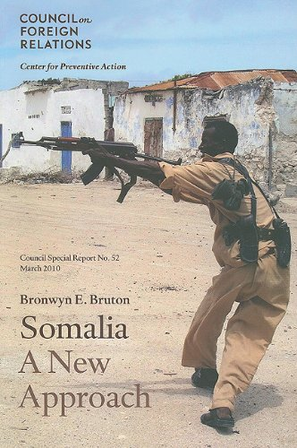 Somalia: A New Approach (Council Special Report)