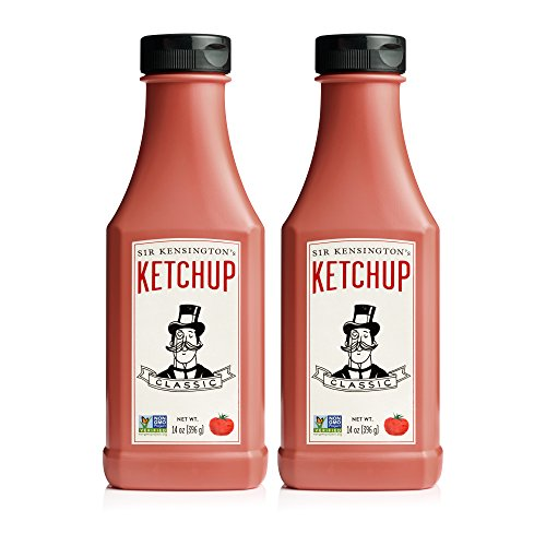 Fructose Corn Syrup (Sir Kensington's Classic Ketchup Squeeze, Pack Of 2)